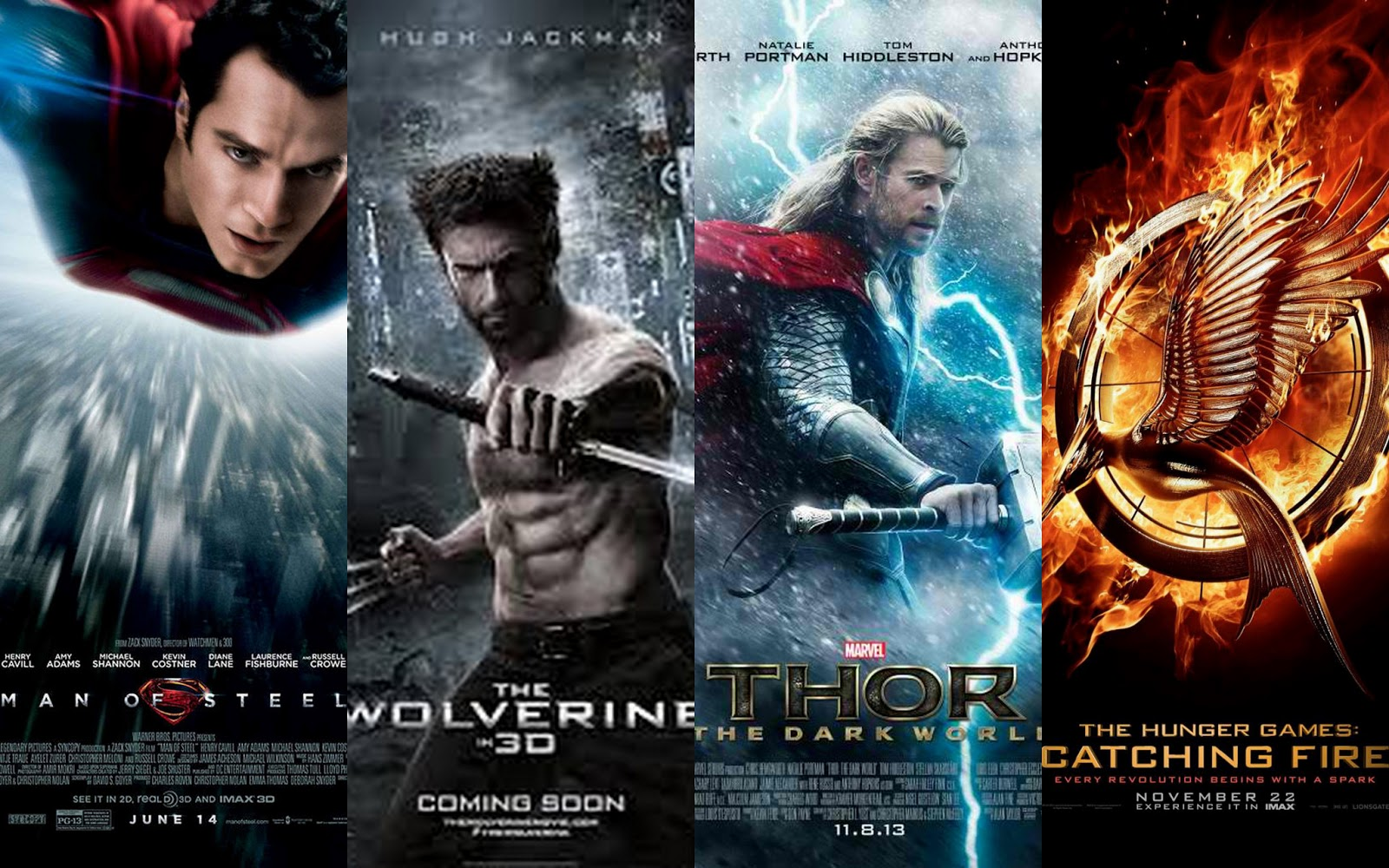 Hollywood movies posters in foreign countries